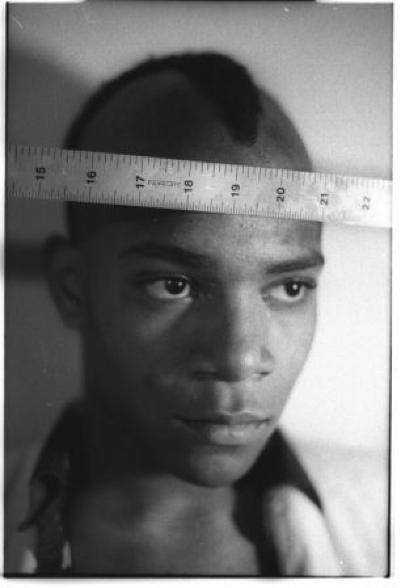Jean-Michel Basquiat: An Intimate Portrait