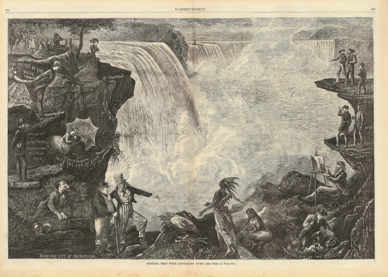 The Lure of Niagara: Highlights from the Charles Rand Penney Historical Niagara Falls Print Collection